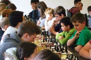 Jugendschachfestival Schloss Moyland 2017
