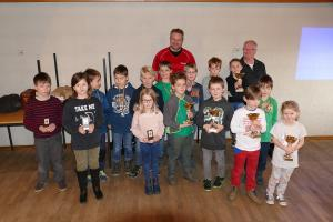 Bezirks-Jugendeinzelmeisterschaft U10/U8 2018